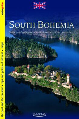 Jižní Čechy / průvodce  anglicky(9788086141688)