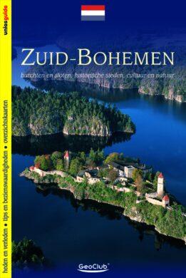 Jižní Čechy / průvodce  holandsky(9788086141701)
