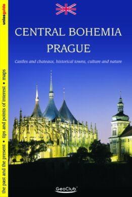 Střední Čechy / průvodce  anglicky(9788086141770)