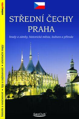 Střední Čechy / průvodce  česky(9788086141787)
