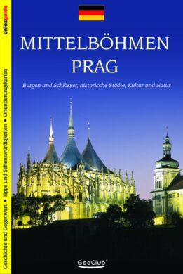 Střední Čechy / průvodce  německy(9788086141794)
