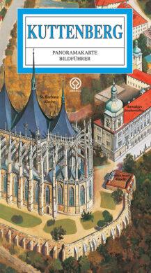 Kutná Hora / panoramatická mapa  německy(9788086374079)
