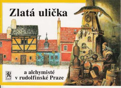 Zlatá ulička / panoramatická mapa  česky(9788086374116)