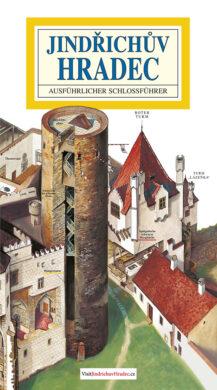 Jindřichův Hradec / panoramatická mapa  německy(9788086374291)