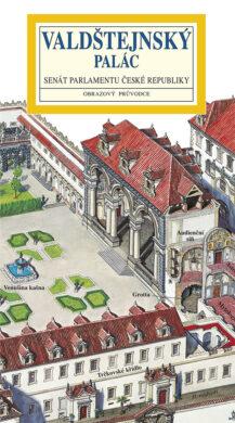 Valdštejnský palác / panoramatická mapa  česky(9788086374307)