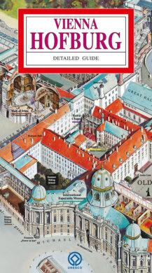 Hofburg / panoramatická mapa  anglicky(9788086374338)