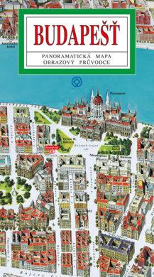 Budapešť / panoramatická mapa  česky(9788086374369)