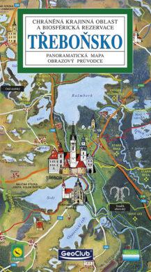 Třeboňsko / panoramatická mapa  česky(9788086374437)
