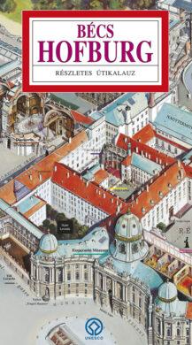 Hofburg / panoramatická mapa  maďarsky(9788086374642)