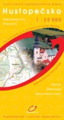 Hustopečsko / cykloturistická mapa 1:25 000(9788086782614)