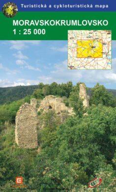 Moravskokrumlovsko / cykloturistická mapa 1:25 000(9788086782843)