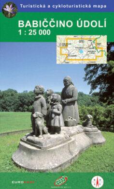 Babiččino Údolí / cykloturistická mapa 1:25 000(9788086782966)