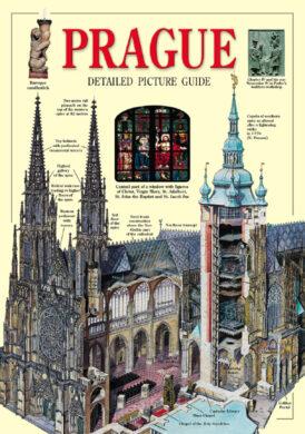Praha / obrazový průvodce  anglicky(9788086893501)