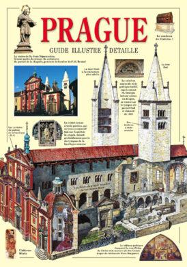 Praha / obrazový průvodce  francouzsky(9788086893532)