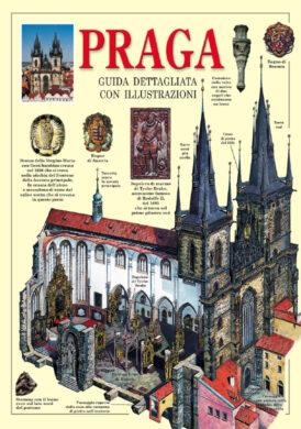 Praha / obrazový průvodce  italsky(9788086893549)