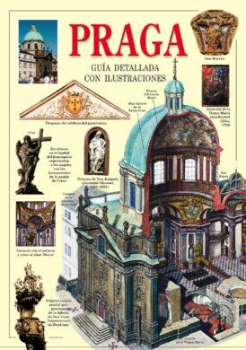Praha / obrazový průvodce  španělsky(9788086893556)