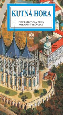 Kutná Hora / panoramatická mapa  česky(9788086893747)