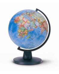Globus - Mini 16 cm politická mapa-Nesvětelný globus s politickou mapou.