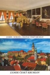 Leporelo Český Krumlov zámek     MCU(8595115200503)