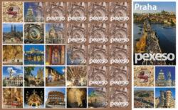 Pexeso Praha-32 dvojic