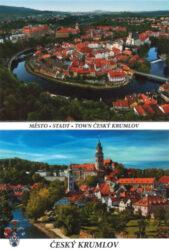 Leporelo Český Krumlov město(8595115201548)