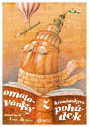 """Omalovánky """"Z krumlovských pohádek""""-Omalovánky z českokrumlovského prostředí navazují na knihu krumlovských pohádek."""