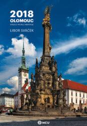 Kalendář Olomouc nástěnný 2018 - střední formát     MCU