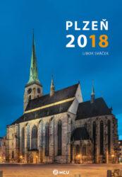 Kalendář Plzeň nástěnný 2018 - střední formát     MCU