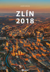 Kalendář Zlín nástěnný 2018 - střední formát     MCU