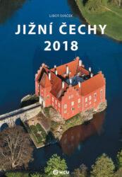 Kalendář Jižní Čechy nástěnný 2018 - střední formát     MCU