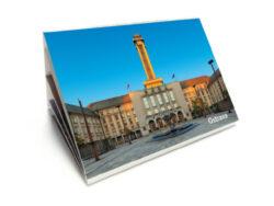 Leporelo Ostrava-Devítiobrázkové leporelo