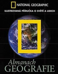 Almanach geografie-Nová kniha z edice National Geographic přináší nejnovější informace o světě.
