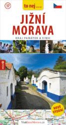 Jižní Morava / kapesní průvodce-Mapový průvodce věnovaný jižní Moravě.