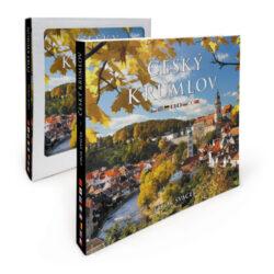 Český Krumlov / kniha L.Sváček-Na 160 fotografiích zachytil Libor Sváček krásy Českého Krumlova, města na seznamu památek UNESCO.
