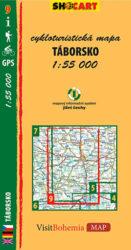 Táborsko / cykloturistická mapa č. 9  1:55 000