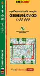 Českobudějovicko / cykloturistická mapa č. 6  1:55 000