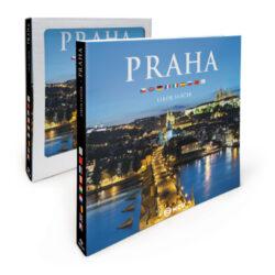 Praha / kniha L. Sváček-Architektonické a umělecké skvosty hlavního města ČR na reprezentativních fotografiích L. Sváčka.