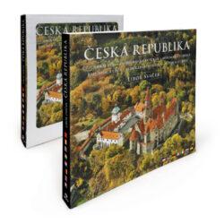 Česká republika / kniha L.Sváček-To nejlepší zČeské republiky objektivem Libora Sváčka.