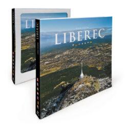 Liberec / kniha L.Sváček-Město pod Ještědem, stejně jako Ještěd samotný a část Jizerských hor na snímcích Libora Sváčka.