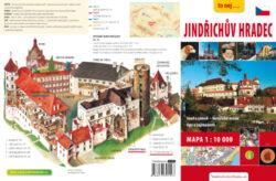 Jindřichův Hradec / kapesní průvodce  česky(9788073391423)