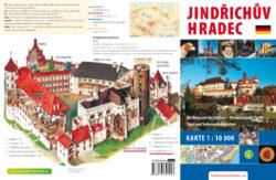 Jindřichův Hradec / kapesní průvodce  německy(9788073391447)