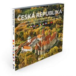 Česká republika / kniha L.Sváček - střední formát-To nejlepší zČeské republiky objektivem Libora Sváčka.
