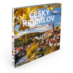 Český Krumlov / kniha L.Sváček - střední formát-Na 150 fotografiích zachytil Libor Sváček krásy Českého Krumlova, města na seznamu památek UNESCO.