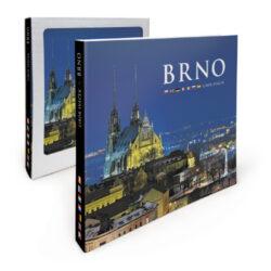 Brno / kniha L.Sváček-Reprezentativní fotografická kniha Libora Sváčka věnovaná Brnu a jeho nejbližšímu okolí.
