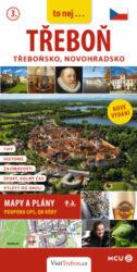 Třeboň / kapesní průvodce-První z řady moderních průvodců do kapsy popisuje to nejzajímavější z Třeboně a jejího okolí.