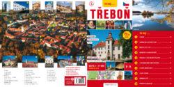 Třeboň / kapesní průvodce  česky(9788073391522)