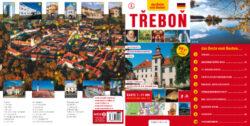 Třeboň / kapesní průvodce  německy(9788073391546)