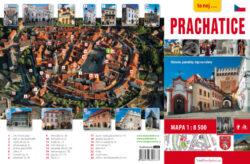 Prachatice / kapesní průvodce  česky(9788073391737)
