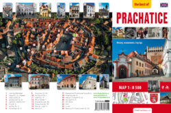 Prachatice / kapesní průvodce  anglicky(9788073391744)