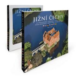 Jižní Čechy / kniha L.Sváček-Architektonické a přírodní skvosty jižních Čech na 150 snímcích fotografa Libora Sváčka.
